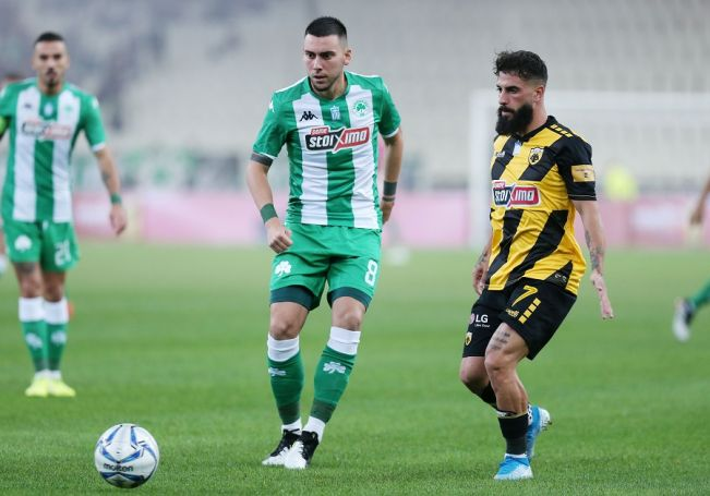 Live chat και σχολιασμός: Παναθηναϊκός – ΑΕΚ | panathinaikos24.gr