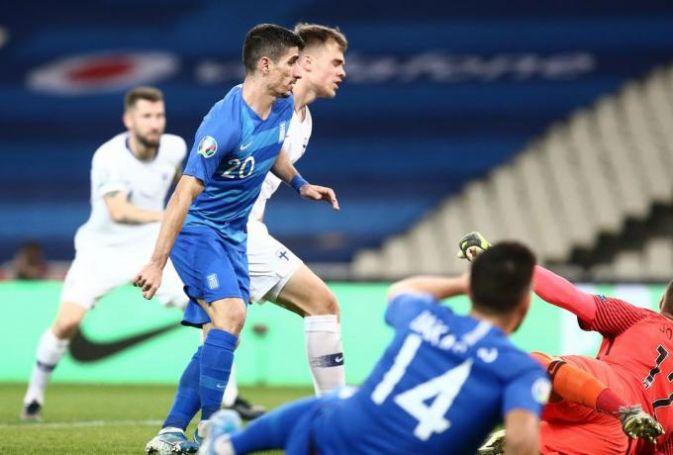 Ισοφάρισε η Εθνική τη Φινλανδία (vid) | panathinaikos24.gr