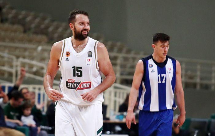 Απίστευτο: Πέτυχε δύο τρίποντα ο Ίαν Βουγιούκας | panathinaikos24.gr