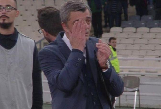 Ανεπανάληπτες στιγμές στο ΟΑΚΑ: Δάκρυσε ο Γρηγόρης Παπαβασιλείου! | panathinaikos24.gr