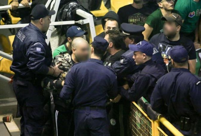 Το ΦΑ για τη διακοπή στο βόλεϊ: «Αστυνομικός προκάλεσε λεκτικά και με χειρονομίες»!   panathinaikos24.gr