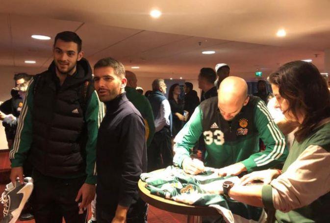 Πράσινη… πίστη για «διπλό» από ομάδα και κόσμο στο Κάουνας (pics-vid) | panathinaikos24.gr