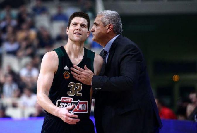Θλάση ο Φριντέτ – Δεν παίζει με Άλμπα! | panathinaikos24.gr