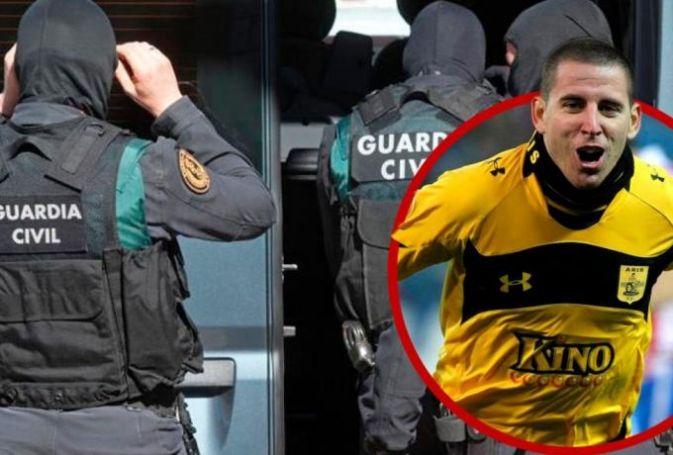 Σοκ με Σέρχιο Κόκε: Συνελήφθη ως εγκέφαλος σε κύκλωμα ναρκωτικών στην Ισπανία! (pic) | panathinaikos24.gr