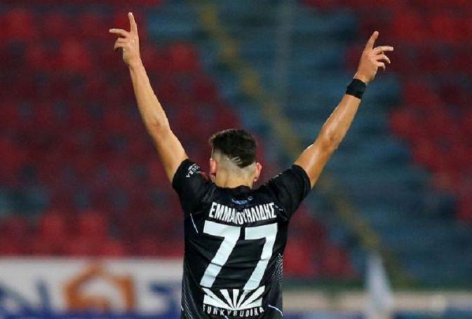 Η εκπληκτική ασίστ του Εμμανουηλίδη (vid) | panathinaikos24.gr