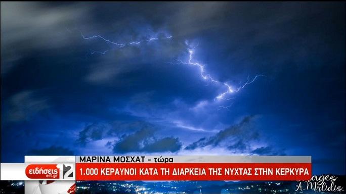 Έρχεται νέο κύμα τοπικά ισχυρών βροχών και καταιγίδων   panathinaikos24.gr