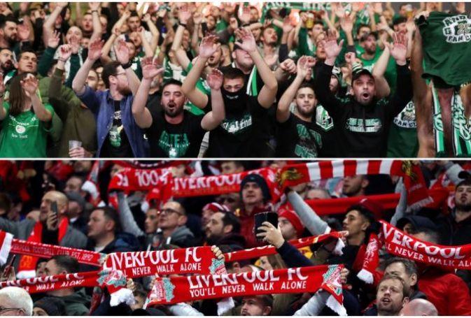 Μόνο η Λίβερπουλ και ο Παναθηναϊκός | panathinaikos24.gr
