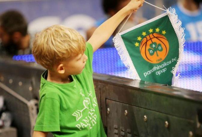 Παναθηναϊκός: Βίντεο γεμάτο παιδικά χαμόγελα (vid) | panathinaikos24.gr
