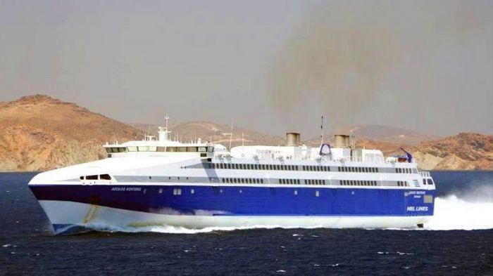 Ο «γιός του ανέμου» χάθηκε: Το άδοξο τέλος του πιο γρήγορου πλοίου στην Ελλάδα | panathinaikos24.gr