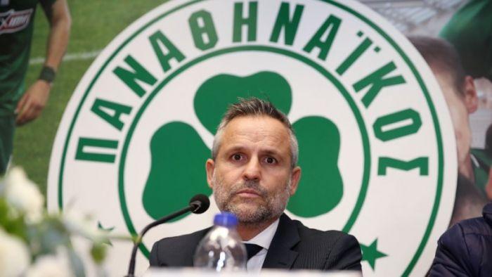 Τσάβι Ρόκα: «Δεν υπάρχει ταβάνι στον Παναθηναϊκό» | panathinaikos24.gr