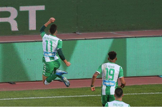 Πεναλτάρα ο Χατζηγιοβάνης και 1-0 ο Παναθηναϊκός (vid) | panathinaikos24.gr