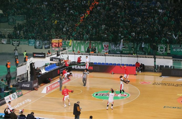 LIVE: Παναθηναϊκός – Ολυμπιακός | panathinaikos24.gr