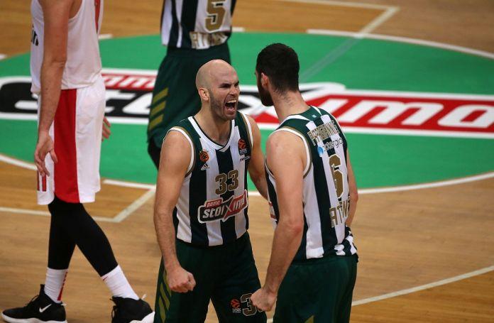 Για τη νίκη – υπέρβαση με τη Ρεάλ | panathinaikos24.gr