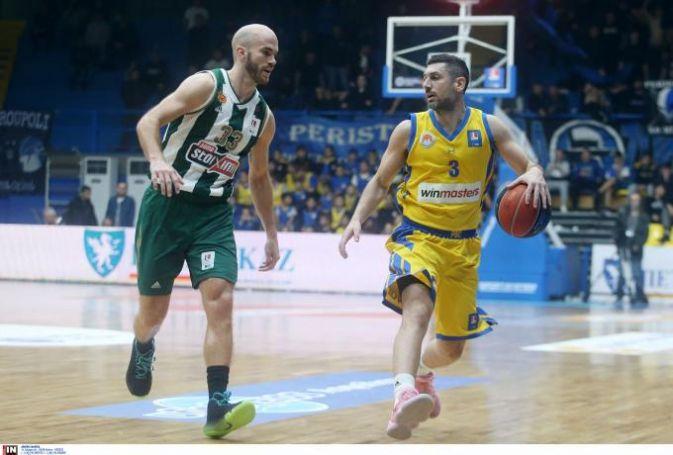Πρόβλημα στο γόνατο για Καλάθη! | panathinaikos24.gr