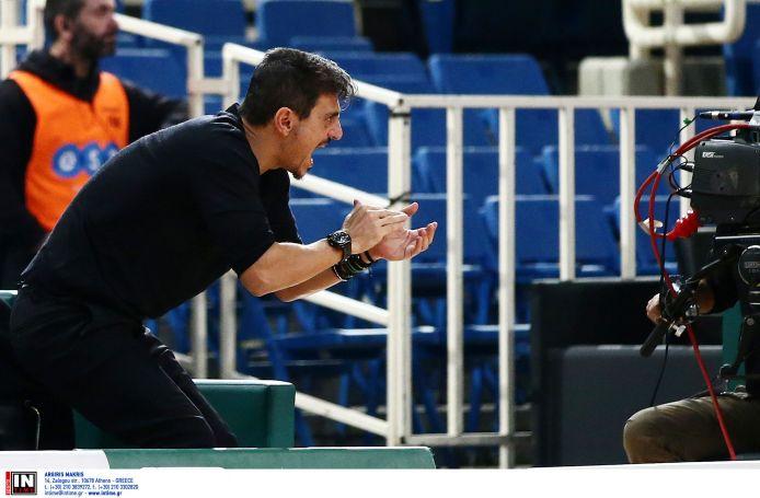 Το τετ α τετ Γιαννακόπουλου – Λοβέρν (Pic) | panathinaikos24.gr