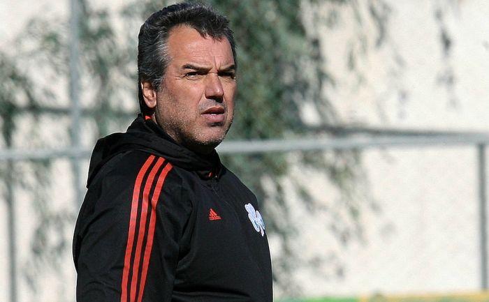Αρχιπροπονητής της Ακαδημίας ο Βαγγέλης Σάμιος | panathinaikos24.gr
