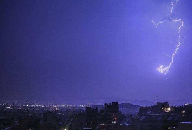 «Διδώ»: Εκτακτο δελτίο επιδείνωσης καιρού από την ΕΜΥ   panathinaikos24.gr