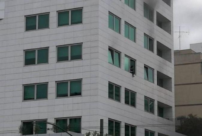 Έκτακτο: Φωτιά σε ξενοδοχείο στη Λεωφόρο Συγγρού – Πληροφορίες για εγκλωβισμένους στο κτίριο   panathinaikos24.gr