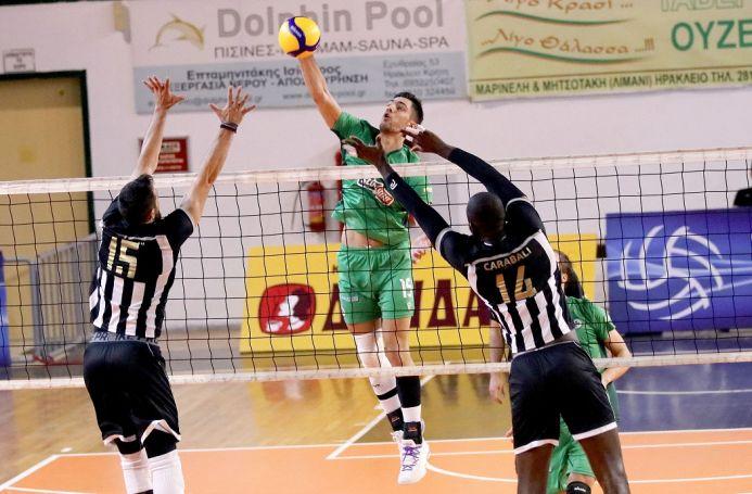 Ράπτης: «Από εμάς εξαρτάται το ματς με την Ελπίδα» | panathinaikos24.gr