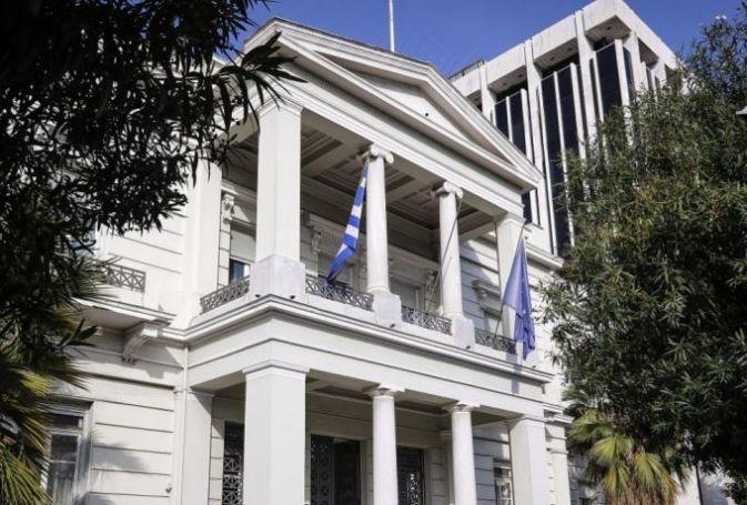 Απάντηση του ΥΠΕΞ στην Τουρκία | panathinaikos24.gr