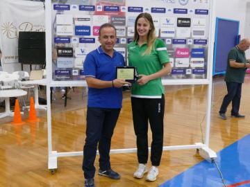Δύο «πράσινες» στην καλύτερη επτάδα κεντρικών | panathinaikos24.gr