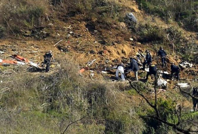 Έλειπε ειδικό ραντάρ εδάφους από το ελικόπτερο του Κόμπε! | panathinaikos24.gr