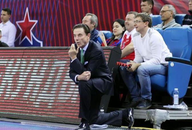 Πιτίνο: «Αυτά ήταν τα «κλειδιά» της νίκης με ΤΣΣΚΑ» (pic) | panathinaikos24.gr