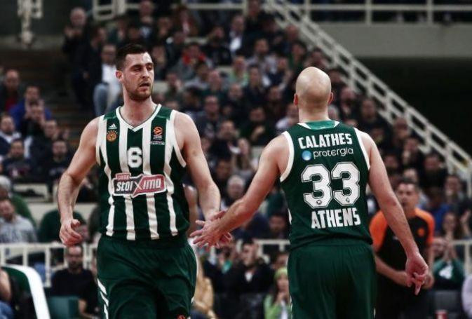 Και ο ψηλός και ο κοντός… | panathinaikos24.gr