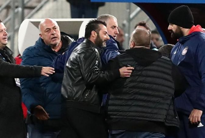 Βαριά καμπάνα από Super League σε Καραπαπά! | panathinaikos24.gr
