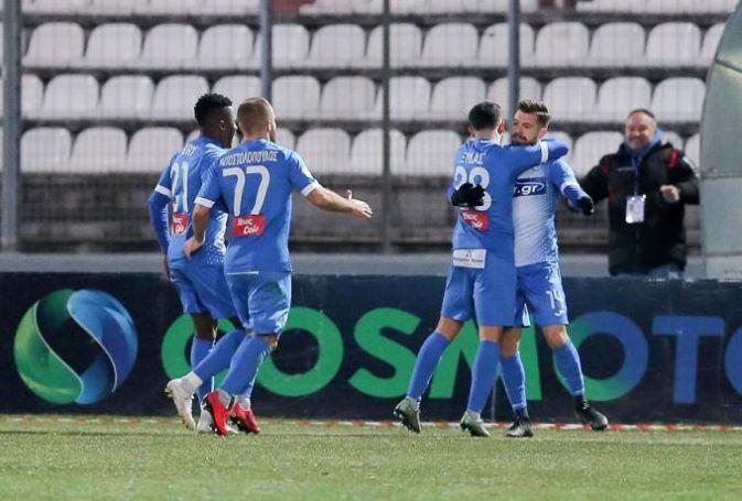 Το 1-0 του ΠΑΣ Γιάννινα με Παμλίδη (vid)   panathinaikos24.gr