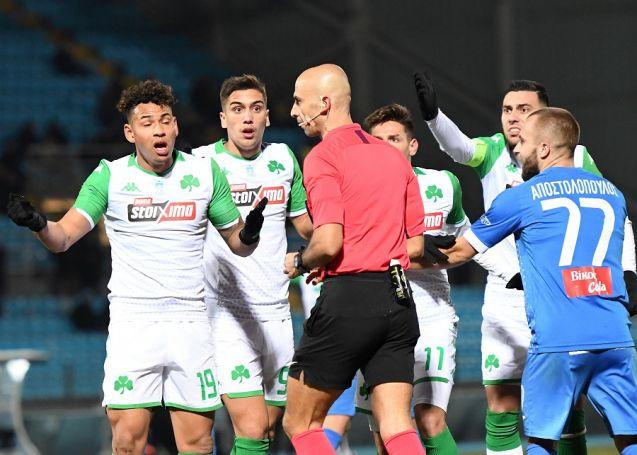 Γήπεδο ντροπή, διαιτητής άσχετος, παίκτες που δε νιώθουν | panathinaikos24.gr