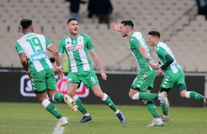 Δώνης και Σένκενφελντ γυρίζουν το ματς σε 2-1 για τον Παναθηναϊκό! (vid) | panathinaikos24.gr