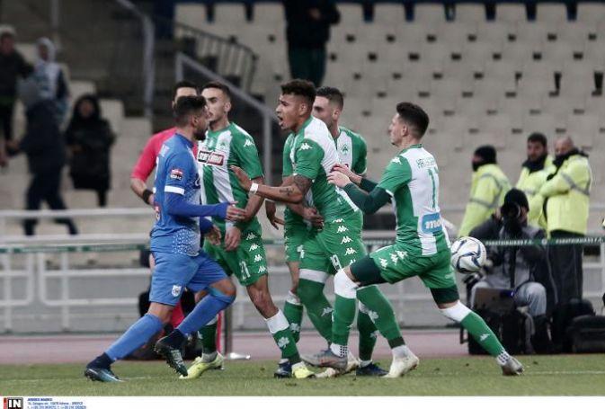 Γενική σύρραξη στο ΟΑΚΑ μετά το 3-1 του Παναθηναϊκού (vid) | panathinaikos24.gr