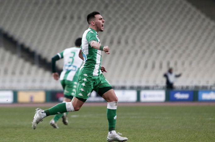 Παναθηναϊκός: «Πράσινο» το γκολ της 18ης αγωνιστικής (Pic) | panathinaikos24.gr