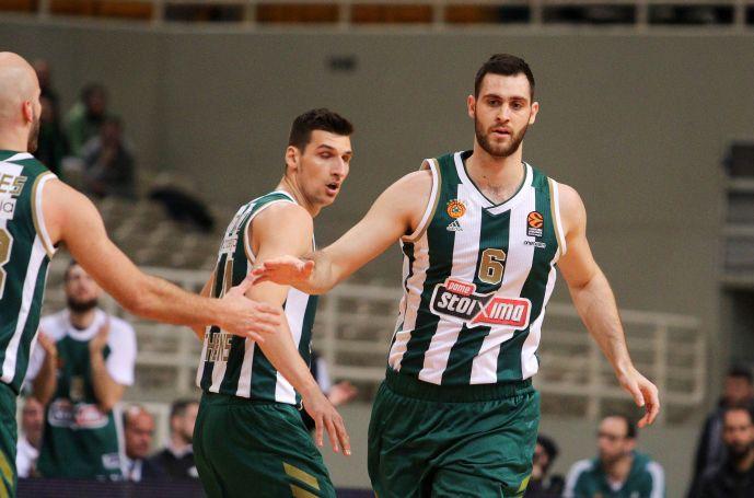 Παπαγιάννης: «Πήραμε μια καλή νίκη» (Vid) | panathinaikos24.gr