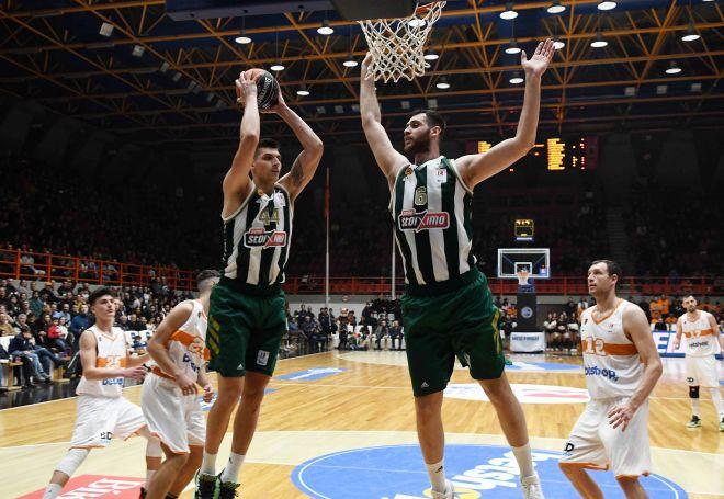 Τριπλό ρεκόρ καριέρας ο Παπαγιάννης   panathinaikos24.gr