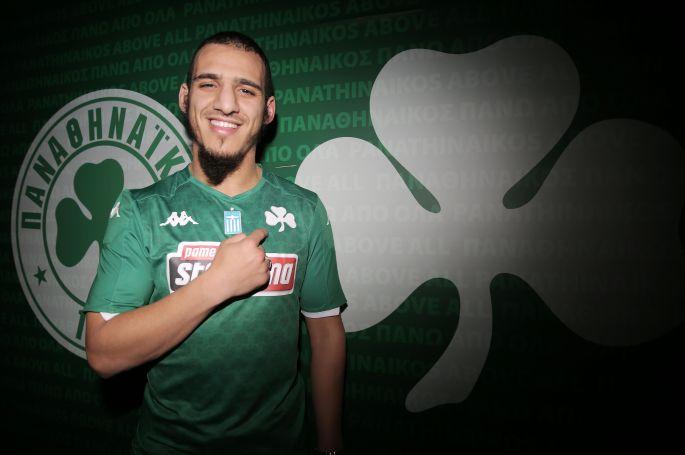 Παναθηναϊκός: Ο Αγιούμπ με την «πράσινη» φανέλα (Pics) | panathinaikos24.gr