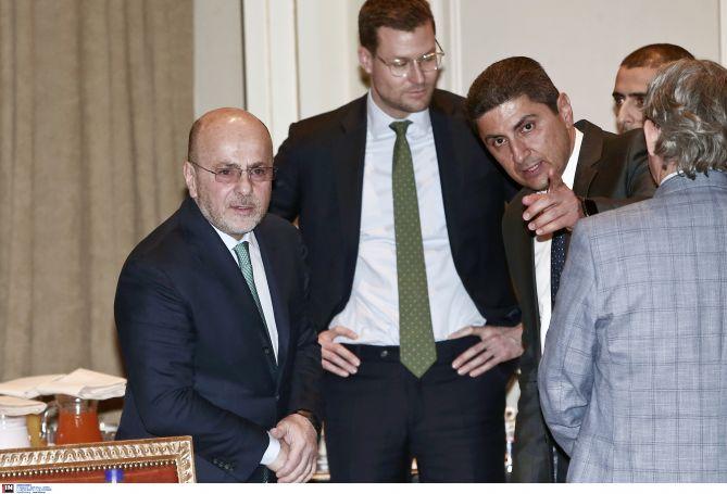 Φωτορεπορτάζ από τη συνάντηση των big4 (pics)   panathinaikos24.gr