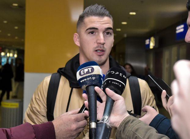 Καρλίτος: «Πολύ χαρούμενος που βρίσκομαι εδώ – δεν ήθελα να ακούσω για άλλες ομάδες» | panathinaikos24.gr