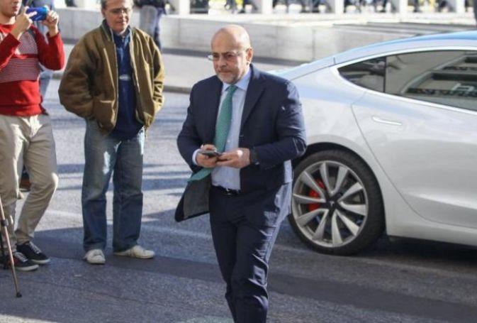 Το Tesla του Αλαφούζου που έκανε εντύπωση (Pics)   panathinaikos24.gr