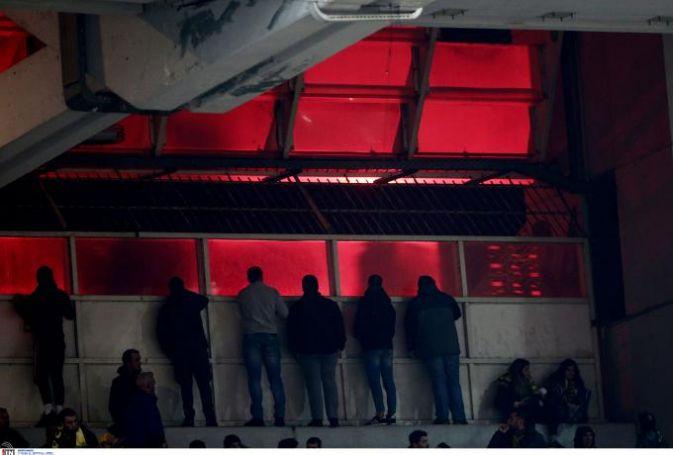 Χαμός έξω από το ΟΑΚΑ (Pics) | panathinaikos24.gr