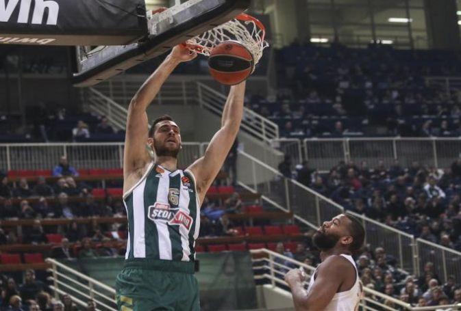Παπαγιάννης: «Ευχαριστώ τον κόουτς, μπορούμε να βελτιωθούμε περισσότερο» | panathinaikos24.gr