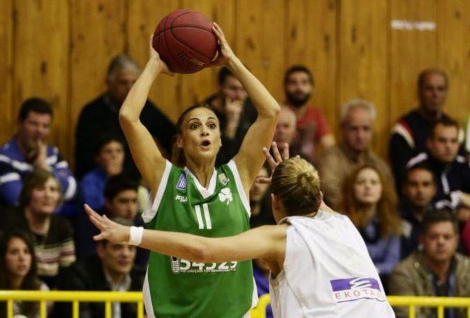 Επιστροφή-βόμβα: Η πρώην WNBΑερ Αναστασία Κωστάκη ξανά στα παρκέ για τον Παναθηναϊκό! | panathinaikos24.gr