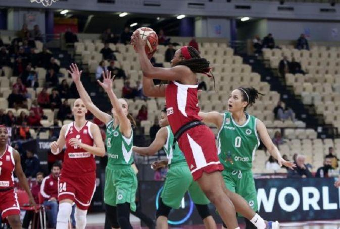 Μπάσκετ γυναικών: Βαριά ήττα στο ΣΕΦ για τον Παναθηναϊκό | panathinaikos24.gr