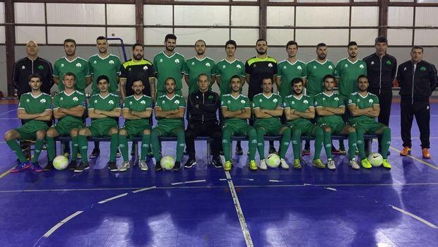 Ποδόσφαιρο Σάλας: Εύκολη νίκη επί του Νέου Ικονίου | panathinaikos24.gr