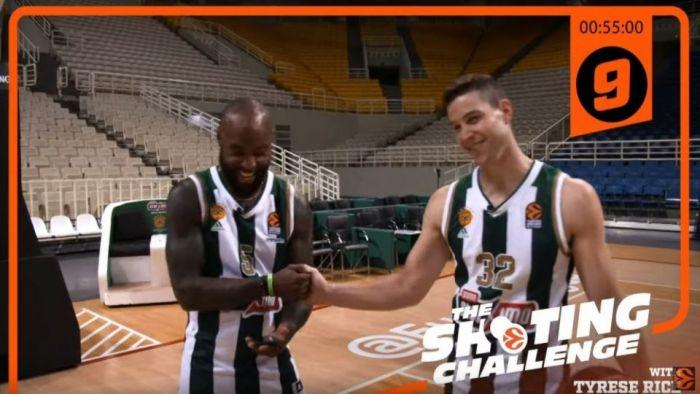 Νικητής του challenge o Φριντέτ (Vid) | panathinaikos24.gr