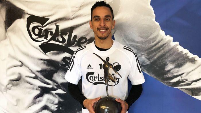 Ποδοσφαιριστής της χρονιάς στη Δανία ο Ζέκα (Pic) | panathinaikos24.gr