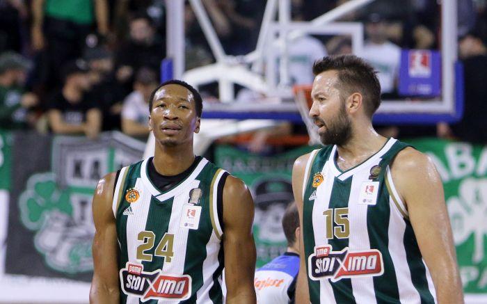 Χωρίς Βουγιούκα και Τζόνσον στη Θεσσαλονίκη | panathinaikos24.gr