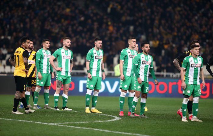 Με άμυνα… ανάγκης απέναντι στον Παναιτωλικό | panathinaikos24.gr
