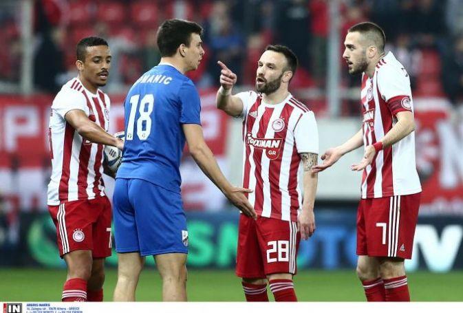 Αποβολή – φάντασμα για την Λαμία αμέσως μετά το 1-1! (vid) | panathinaikos24.gr
